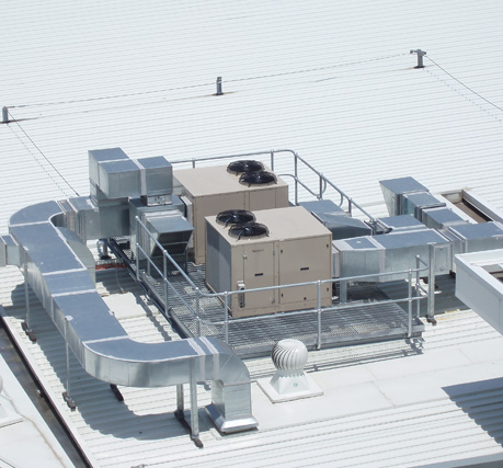 Commercial & Industrial Air Conditioning | Air-Rite Mechanical Services