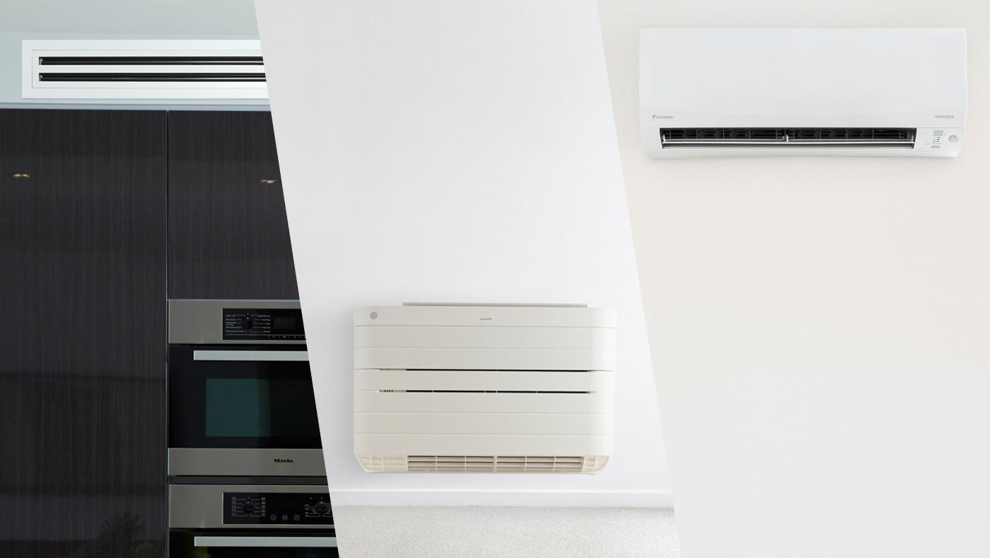 Portable AC vs Split System: The Low Down