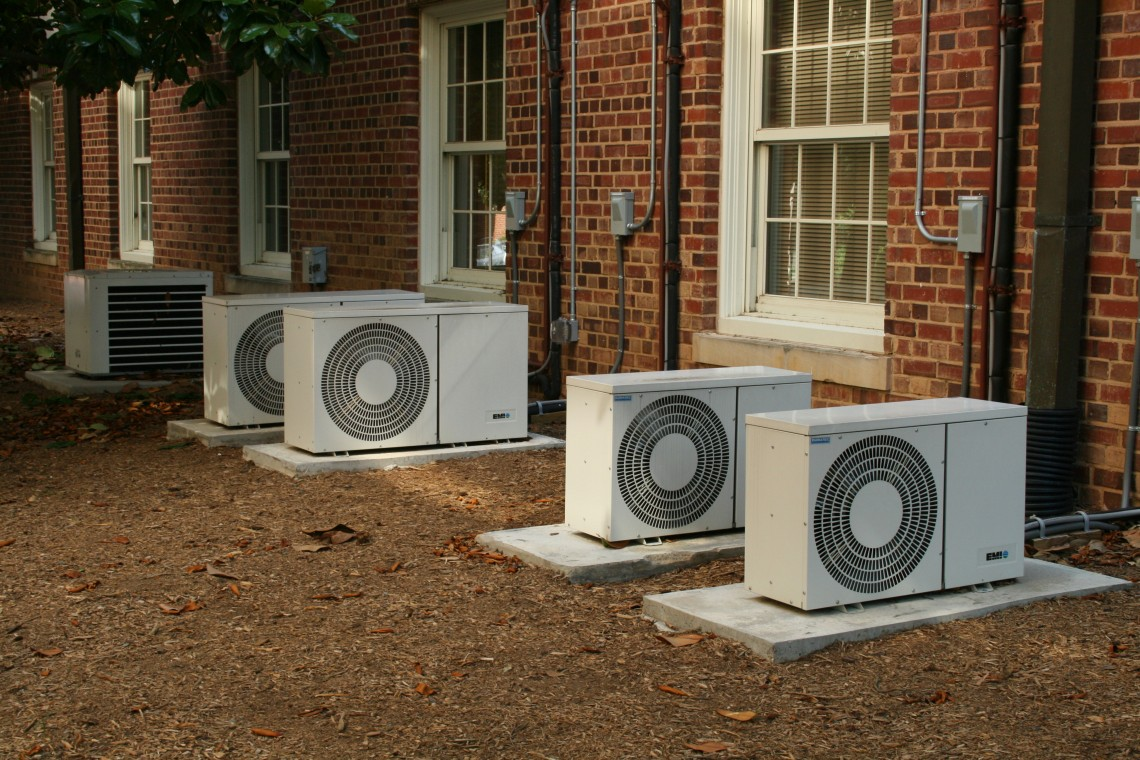 ac outside unit