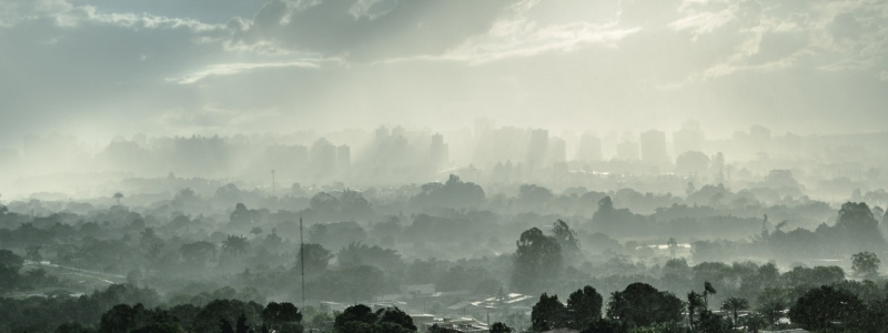 How to protect yourself from air pollution & allergens